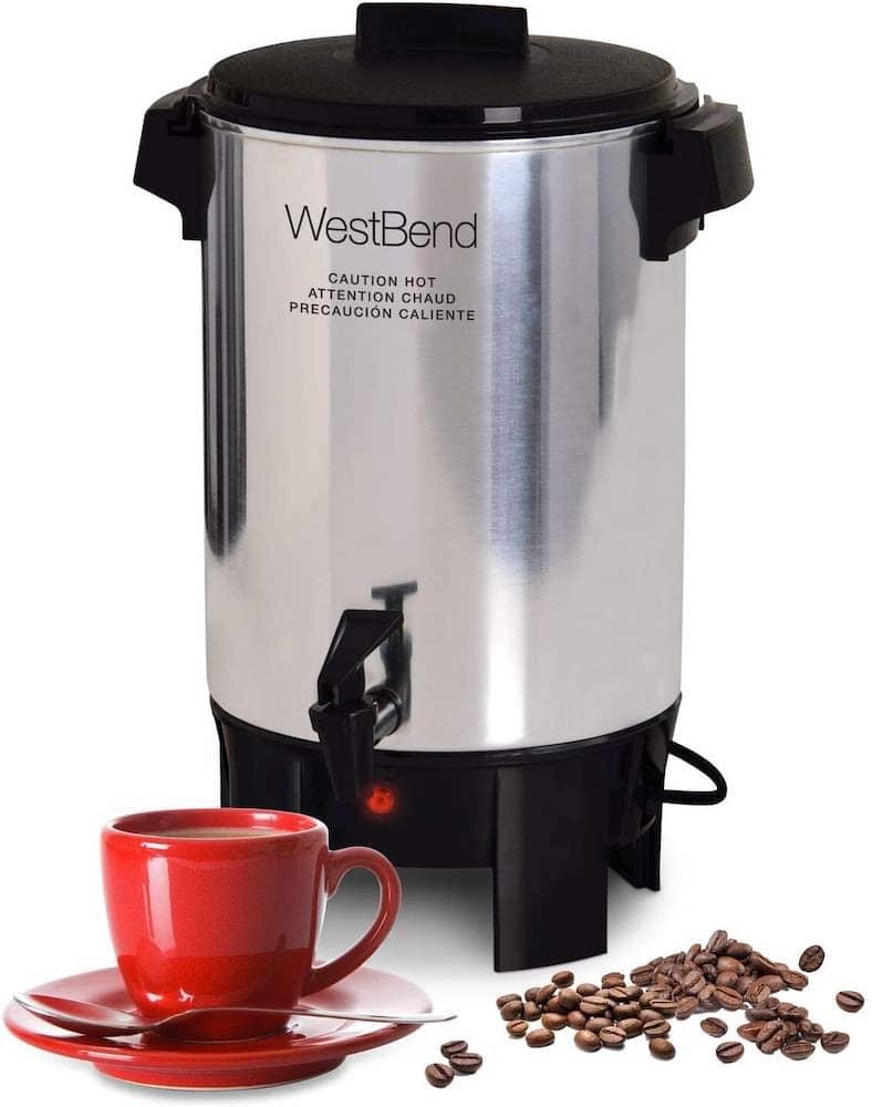 West Bend Coffee Urn