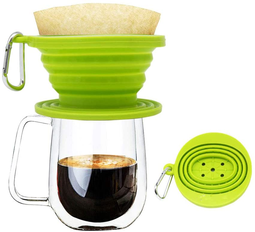 Wolecok Collapsible Pour Over dripper