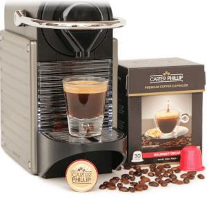 a nespresso capsule
