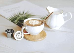 a nespresso refillable capsule