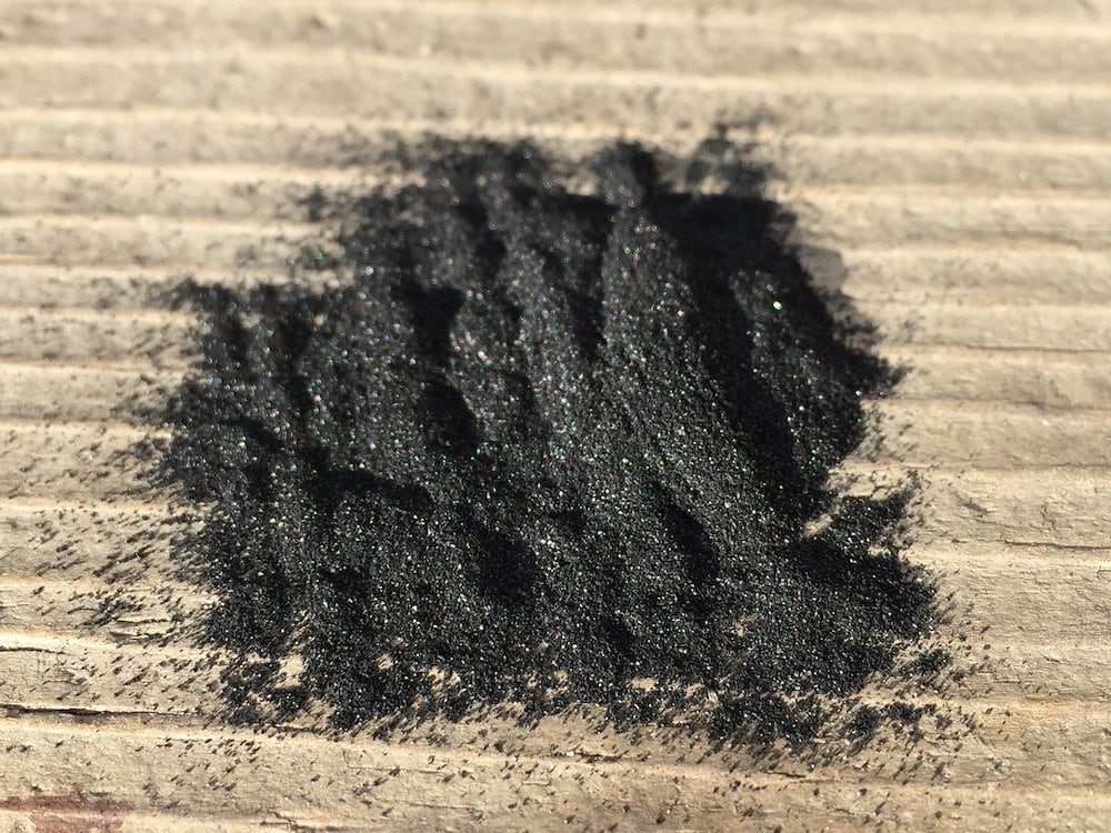 activated charcoal for coffee decaf process