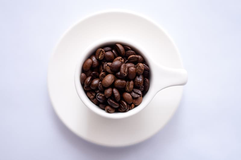 caffeine level