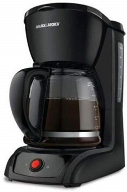 Black & Decker CM1200B 12-Cup Drip Coffee Maker