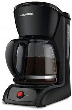 Black & Decker CM1200B 12-Cup Drip Coffee Maker