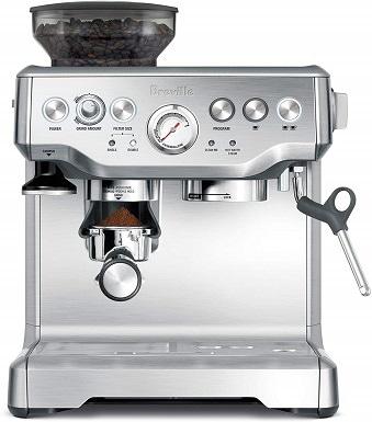Breville BES870XL the Barista Express Espresso Machine