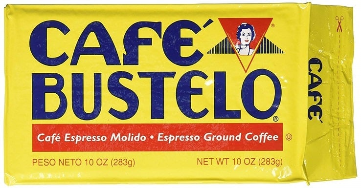 Cafe Bustelo Espresso Coffee