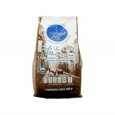 Cafe De Olla The Authentic Mexican Ground Coffee