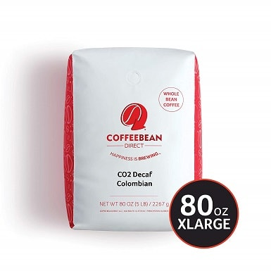 Coffee Bean Direct Co2 Decaf Colombian