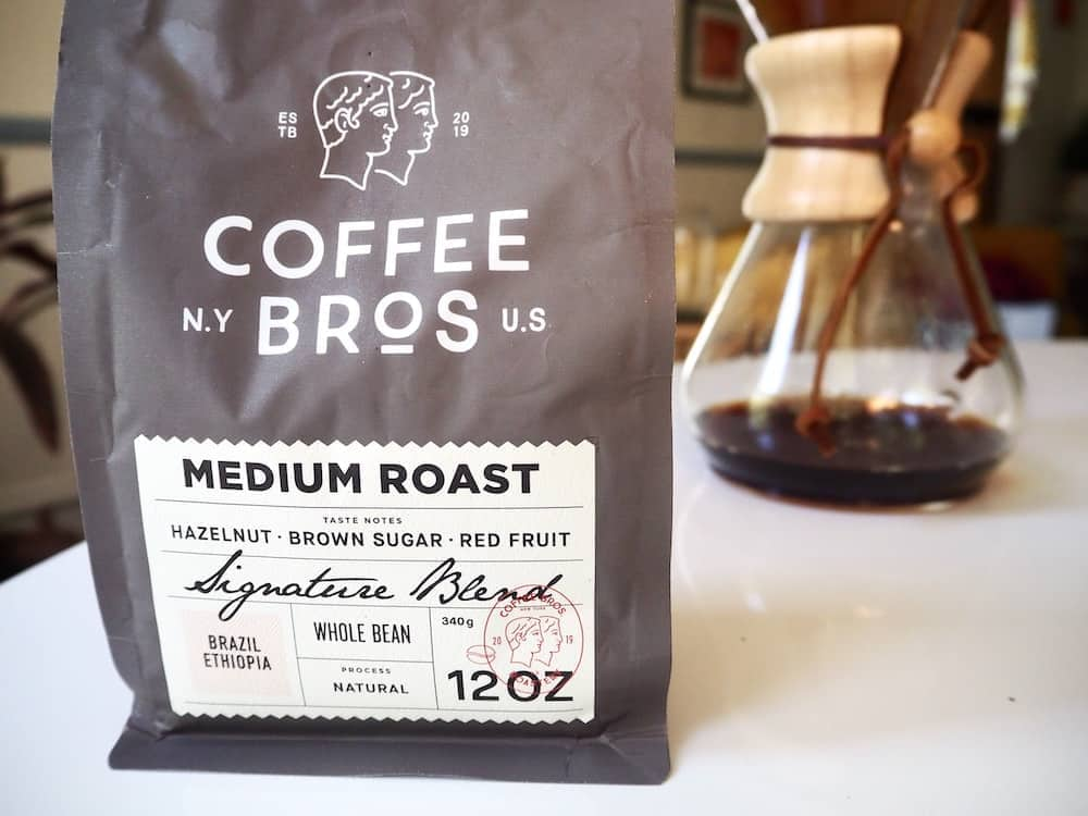 Coffee Bros Medium Roast