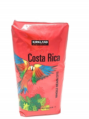 Costa Rica Whole Bean Coffee