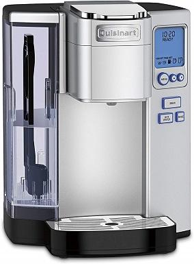 Cuisinart SS-10 Single-Serve Pod Coffee Brewer