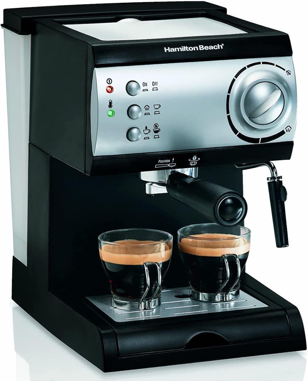 Hamilton Beach 40715 Budget Espresso Machine