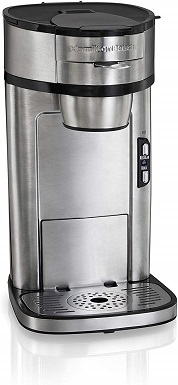 Hamilton Beach (49981A) One-Cup Coffee Maker