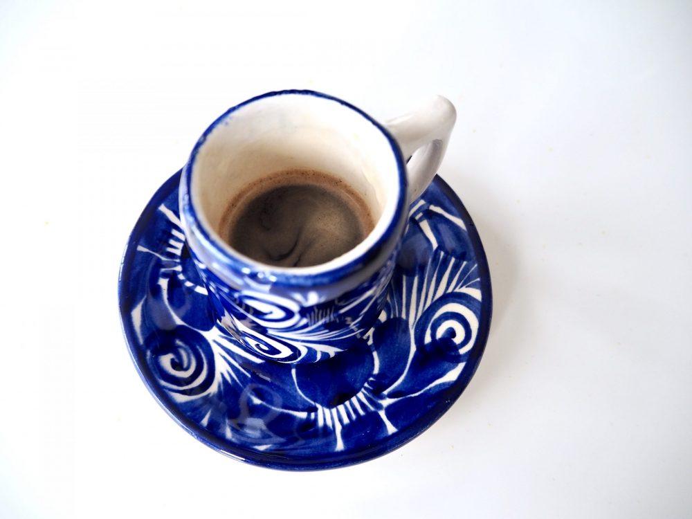 Handpresso espresso shot