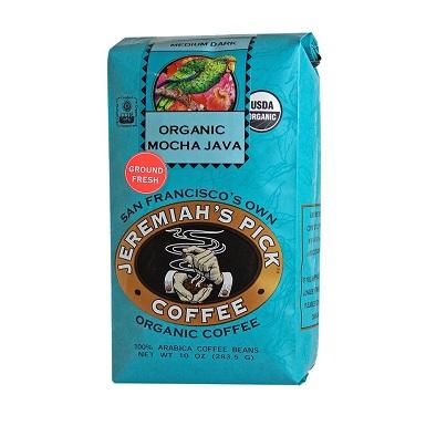 Jeremiahs Pick Coffee Organic