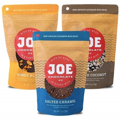 Joe Chocolates Original Variety Pack