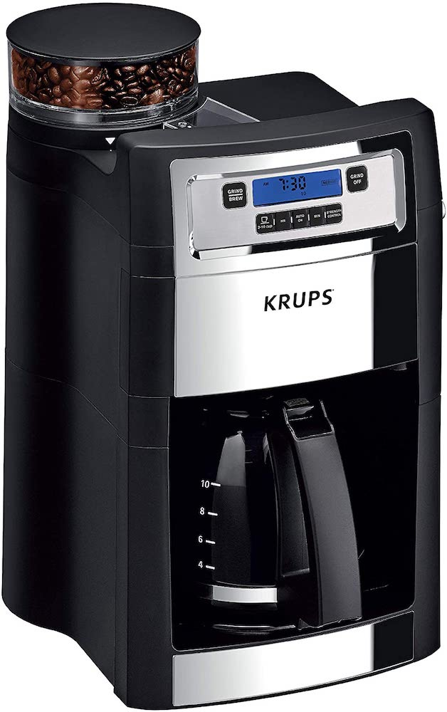 KRUPS Grind and Brew