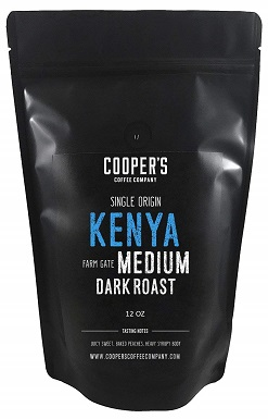 Kenya AA Medium-Dark