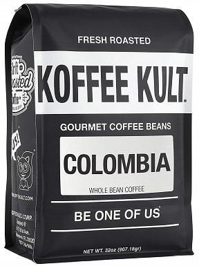 Koffee Kult Colombian