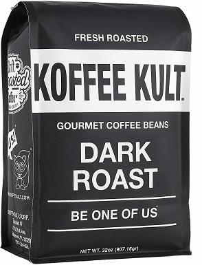 Koffee Kult Dark Roast