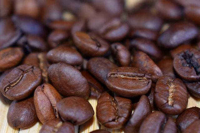 Kona Arabica coffee