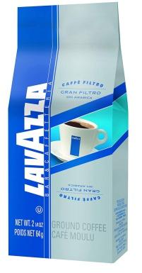 Lavazza Gran Filtro Whole Bean Coffee Blend