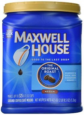 Maxwell House The Original Roast
