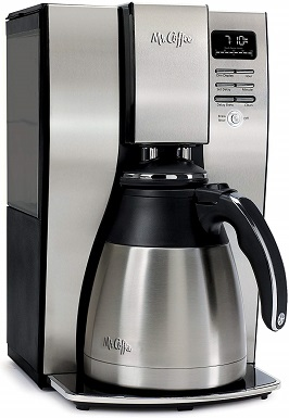 Mr. Coffee 10-Cup Drip CoffeeMaker