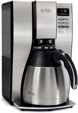 Mr. Coffee 10-Cup Drip CoffeeMaker