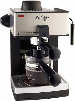 Mr. Coffee 4-Cup Steam