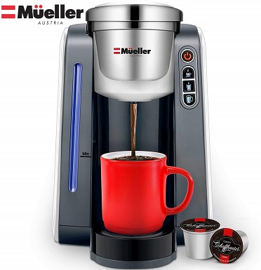 Mueller Ultima Single Cup Coffee Maker