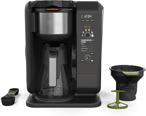 Ninja Hot & Cold Automatic Drip Coffee Brewer