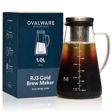 Ovalware 1.0 Liter RJ3 Airtight