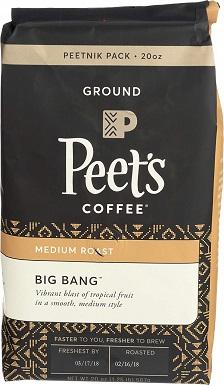 Peets Coffee Big Bang