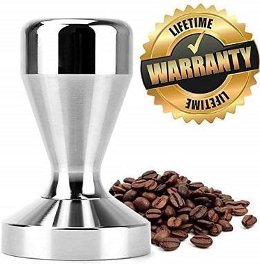 PerriRock Stainless Steel Coffee Tamper