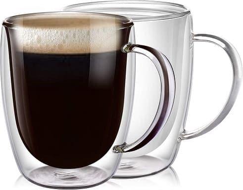 PunPun Clear Coffee Mug