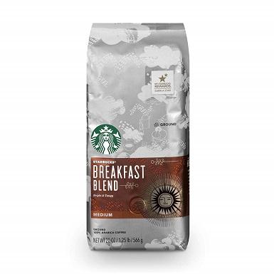 Starbucks Breakfast Blend