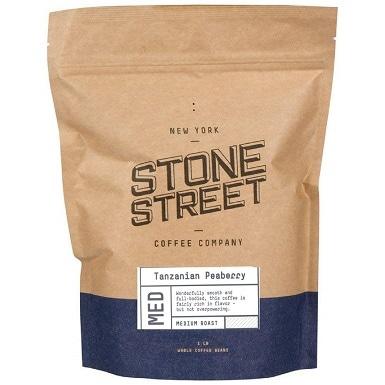 Stone Street Coffee Tanzania Peaberry Fresh Roasted Coffee