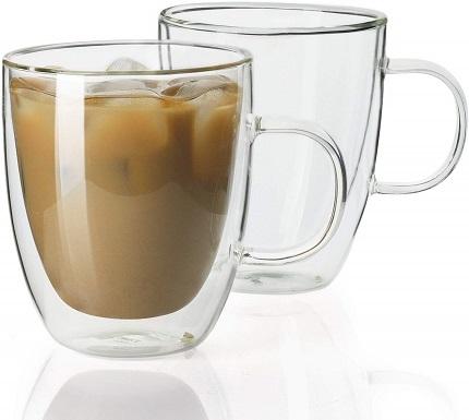 Sweese 4602 Glass Coffee Mugs