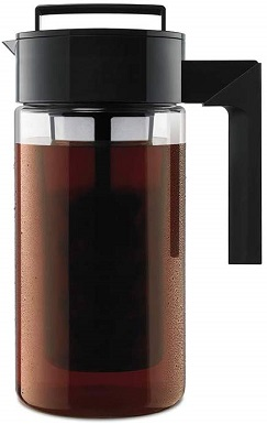 Takeya 10310 Patented Deluxe Cold Brew Coffee Maker