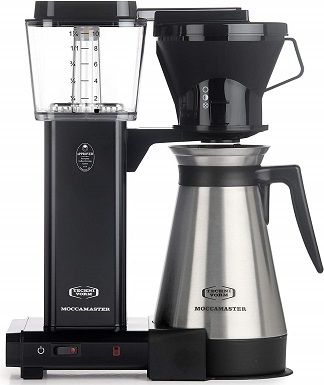 Technivorm Moccamaster 79114 KBT Drip-Coffee Brewer