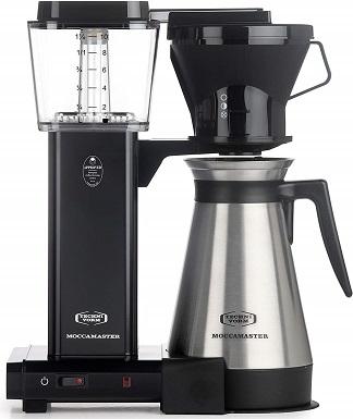 Technivorm Moccamaster 79114 KBT Drip-Coffee Brewer