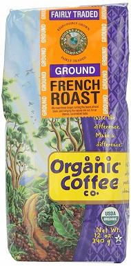 The Organic Coffee Co. French Roast