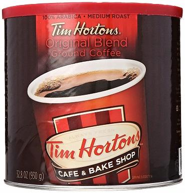 Tim Hortons 100% Arabica Medium Roast