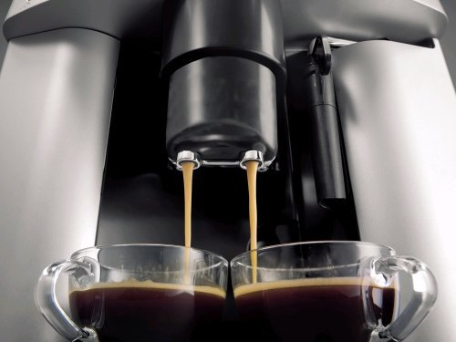 a Super Automatic Espresso Coffee Machine