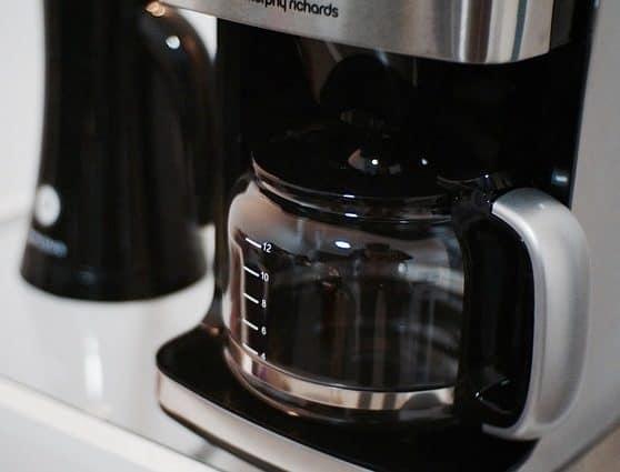 a drip coffee brewer