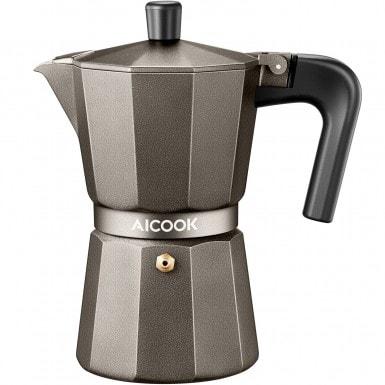 AICOOK Stovetop Espresso Machine