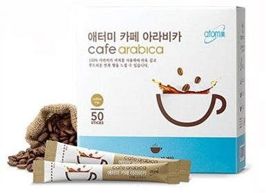 Atomy 50 Sticks Cafe Arabica