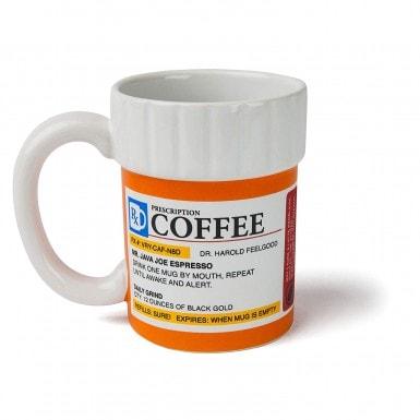 BigMouth Inc. The Prescription Coffee Mug