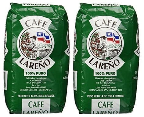 Café Lareño Ground Coffee Puerto rica